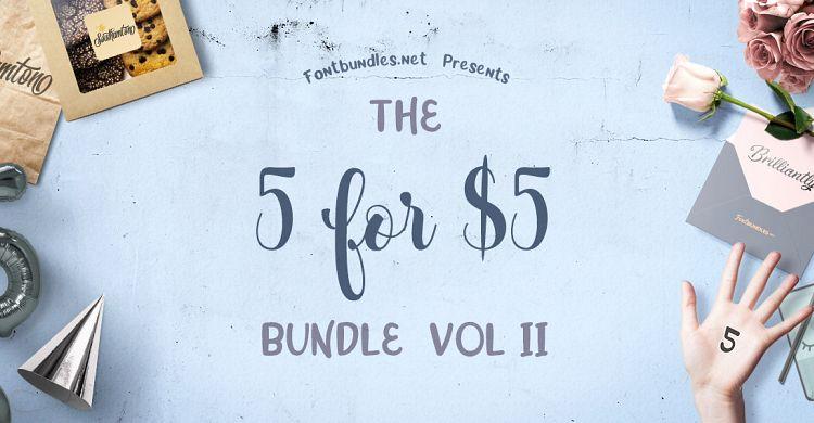 5 for 5 Bundle Volume II