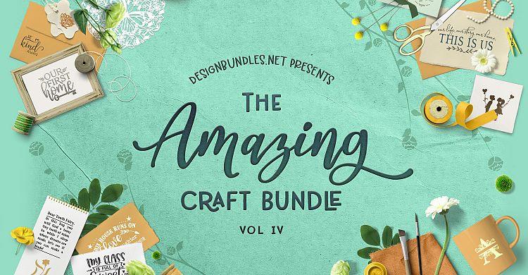 The Amazing Craft Bundle IV
