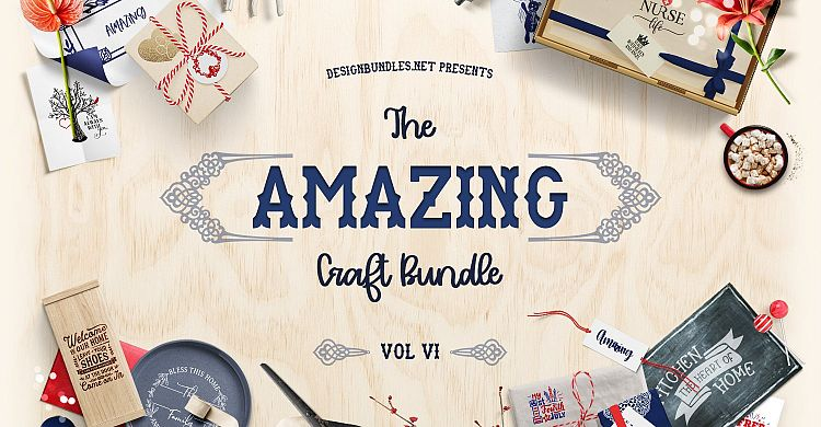 The Amazing Craft Bundle VI