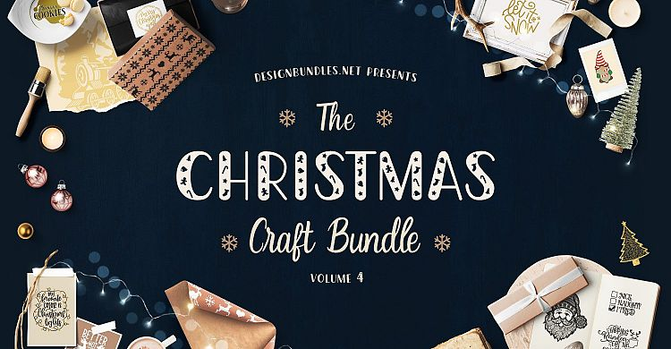 The Christmas Craft Bundle Volume 4