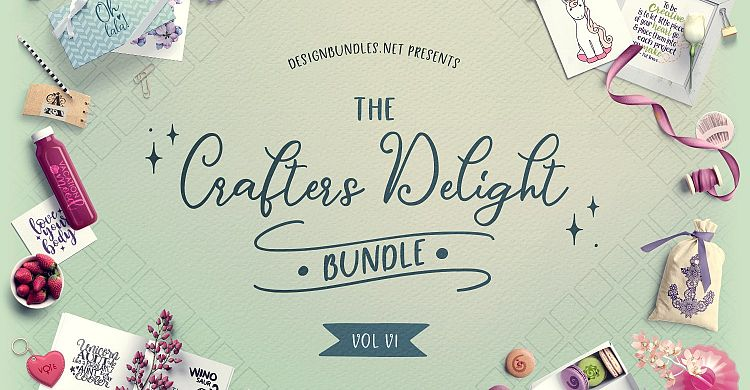 Crafters Delight Volume VI
