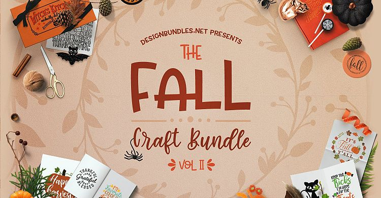 The Fall Craft Bundle Volume II