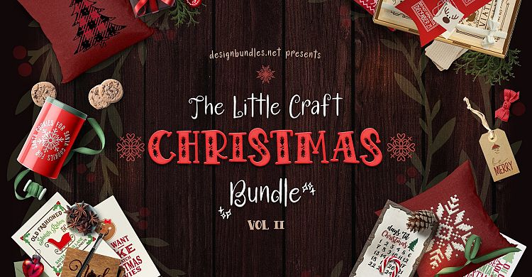 The Little Craft Christmas Bundle II