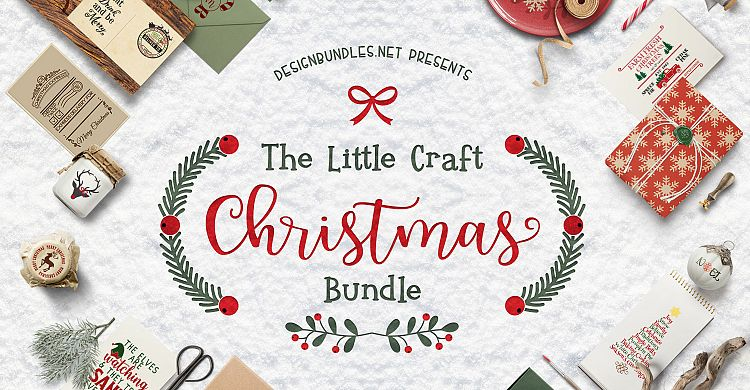 The Little Craft Christmas Bundle