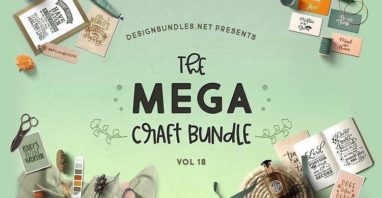 The Mega Craft Bundle 18