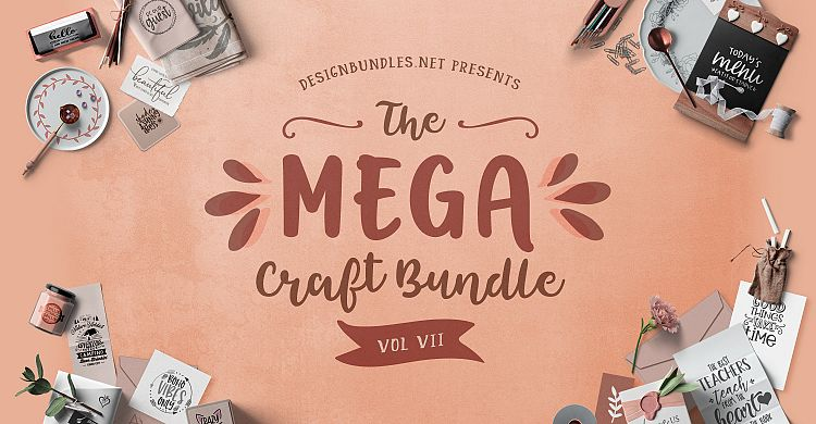 The Mega Craft Bundle VII