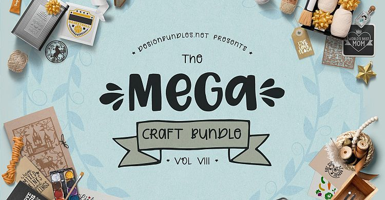 The Mega Craft Bundle VIII