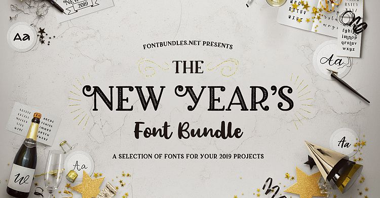 Font Bundles The Best Free And Premium Font Bundles
