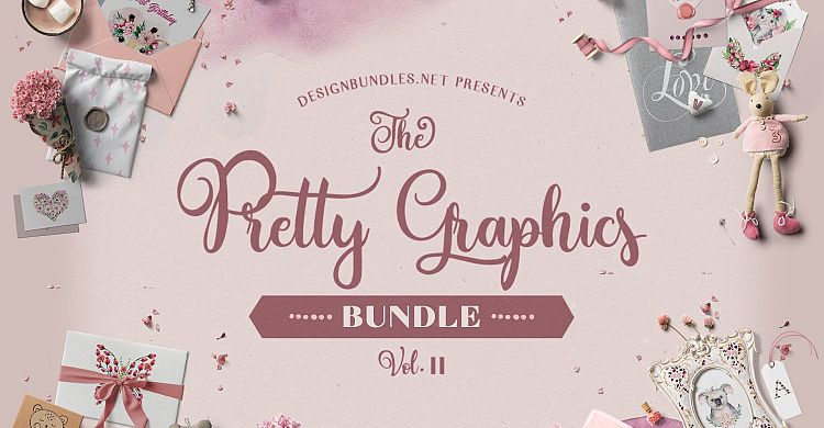 the pretty graphics bundle ii