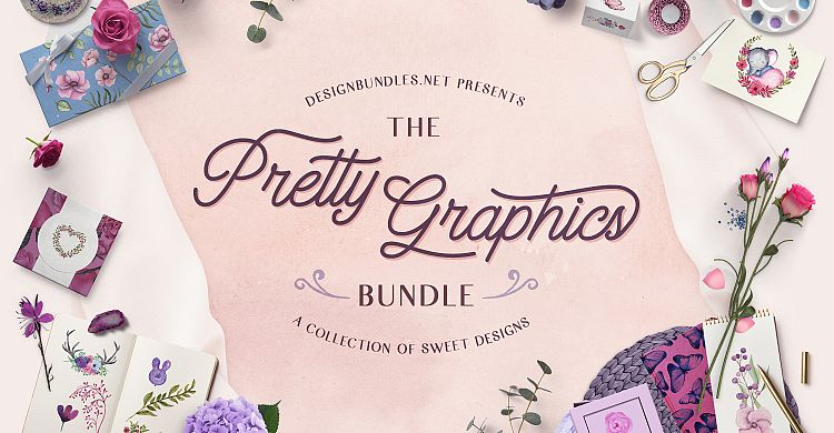 The Pretty Graphics Bundle