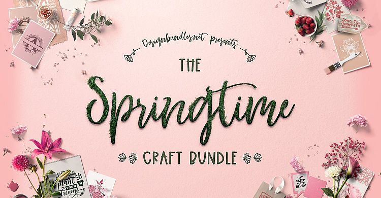 The Springtime Craft Bundle