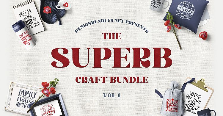 The Superb Craft Bundle Volume 1