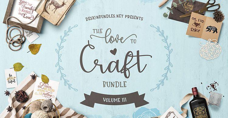 Love to Craft Volume III
