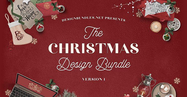 The Christmas Design Bundle 1
