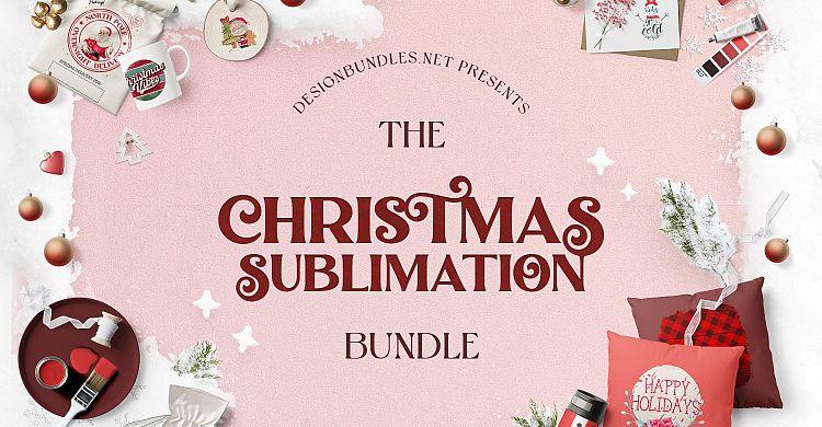 The Christmas Sublimation Bundle