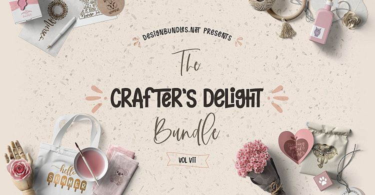 The Crafter's Delight Bundle VII