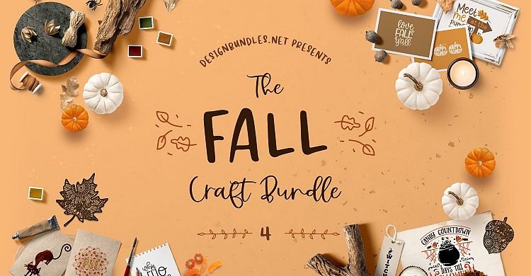 The Fall Craft Bundle 4