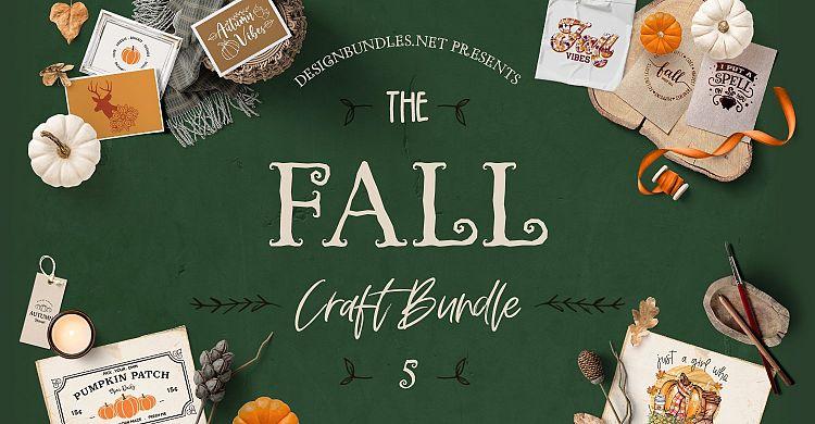 The Fall Craft Bundle 5