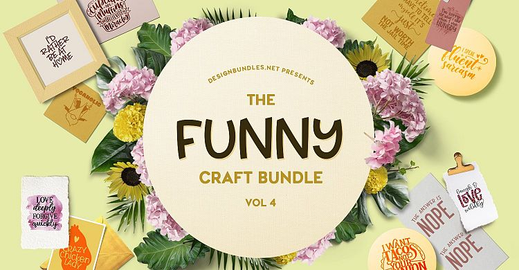 The Funny Craft Bundle 4