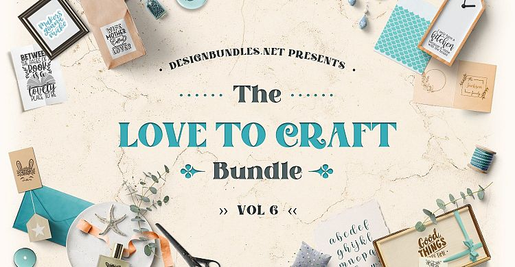 Love to Craft Bundle Volume 6