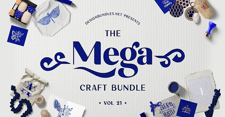 The Mega Craft Bundle Volume 21