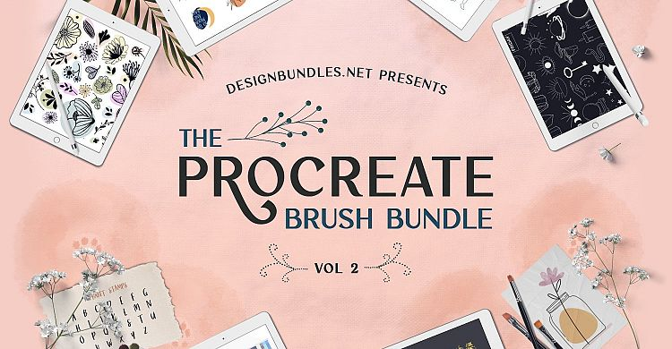 The Procreate Brush Bundle 2