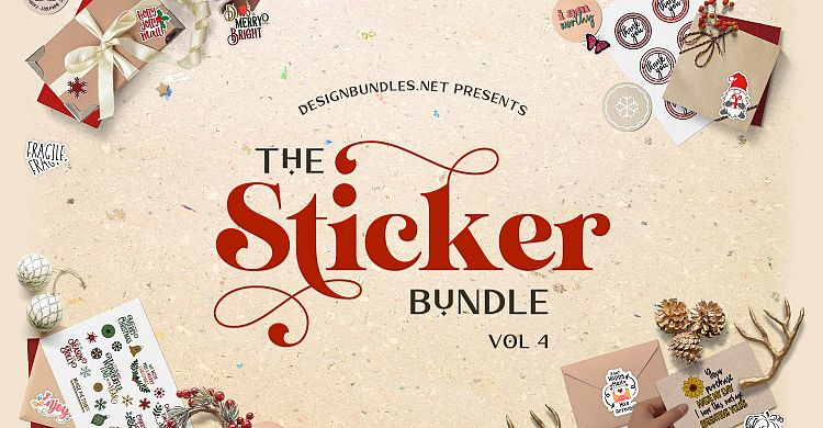 The Sticker Bundle 4