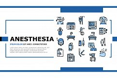 Anesthesiologist Tool Landing Header Vector Product Image 1