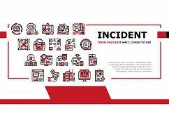 Incident Management Landing Header Vector Product Image 1
