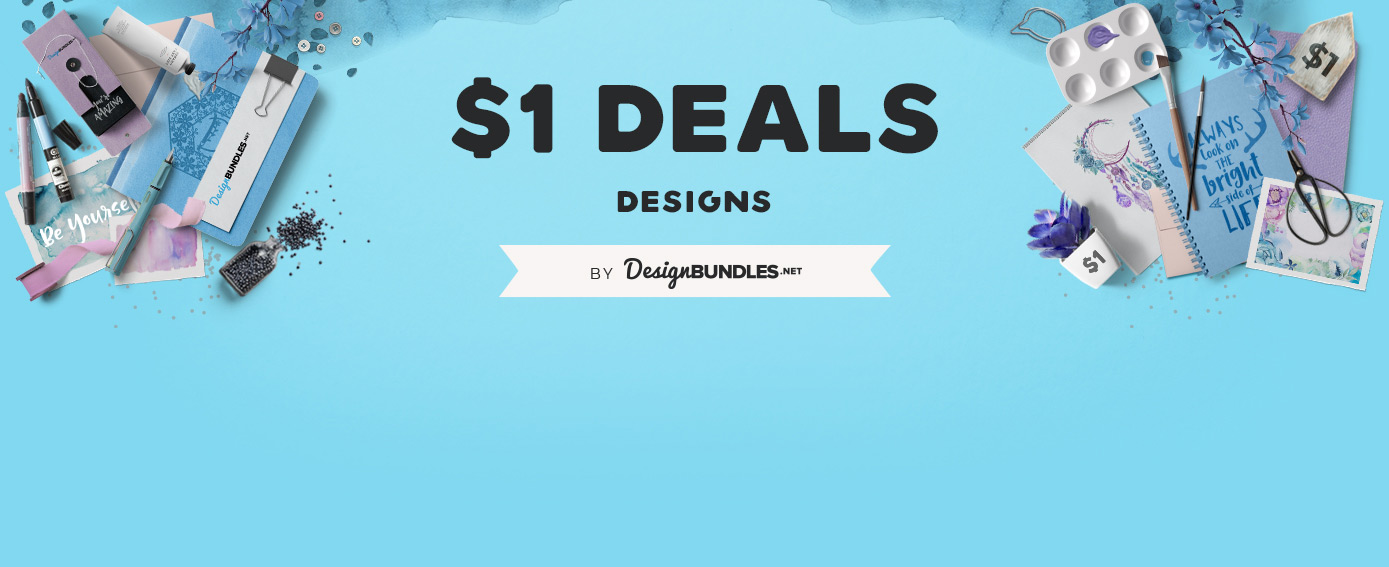 One Dollar Design Deals Event
