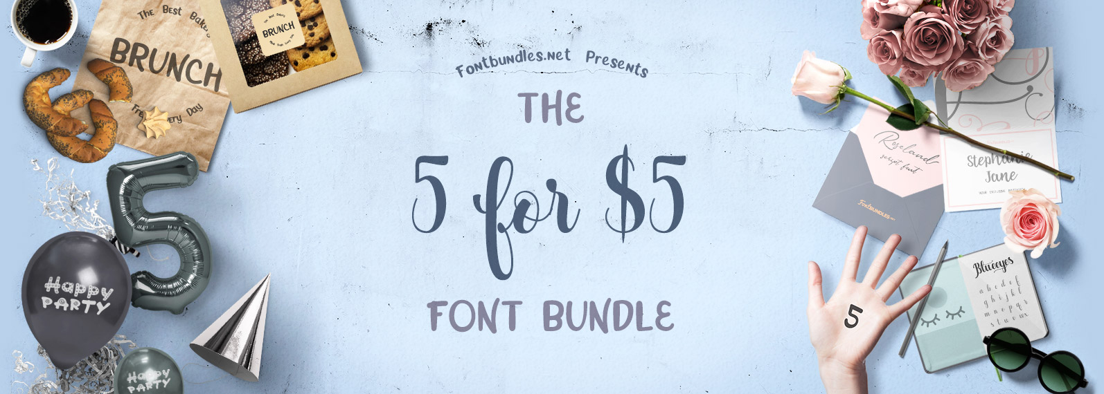5 for 5 Bundle Cover