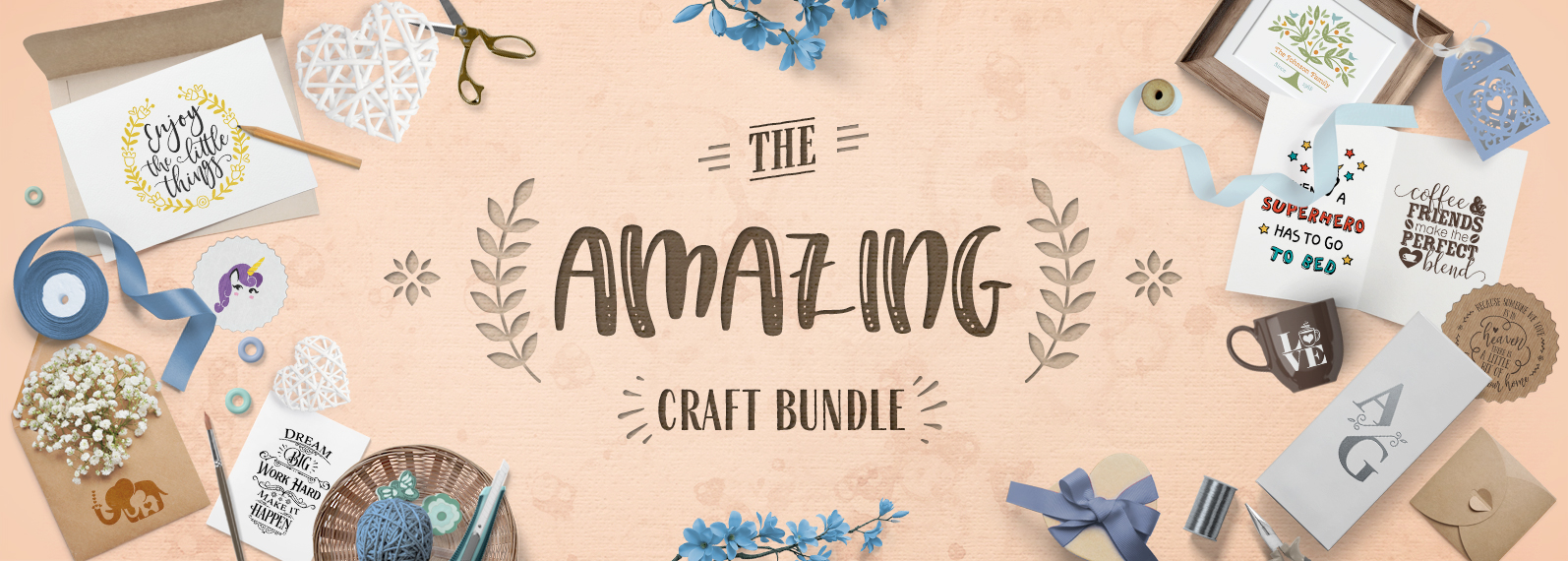 The Amazing Craft Bundle Cover