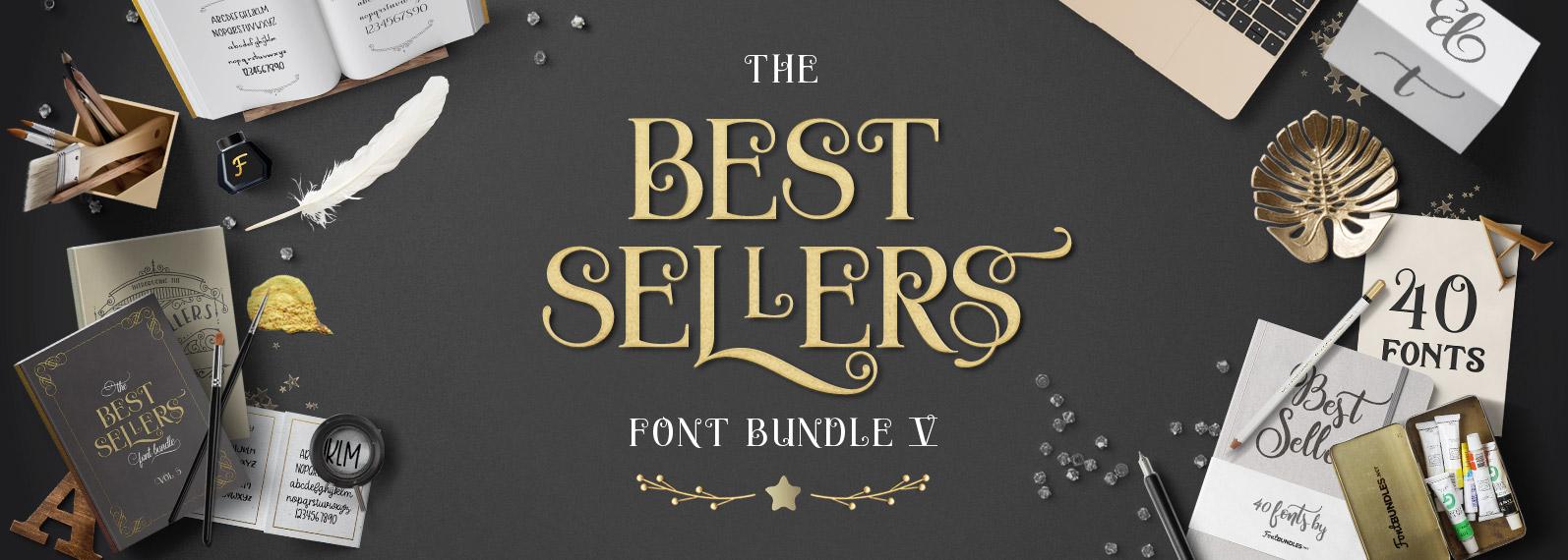 Best Sellers Volume V Cover