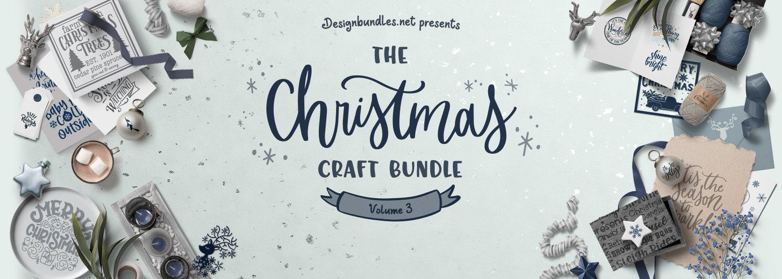 The Christmas Craft Bundle III Cover