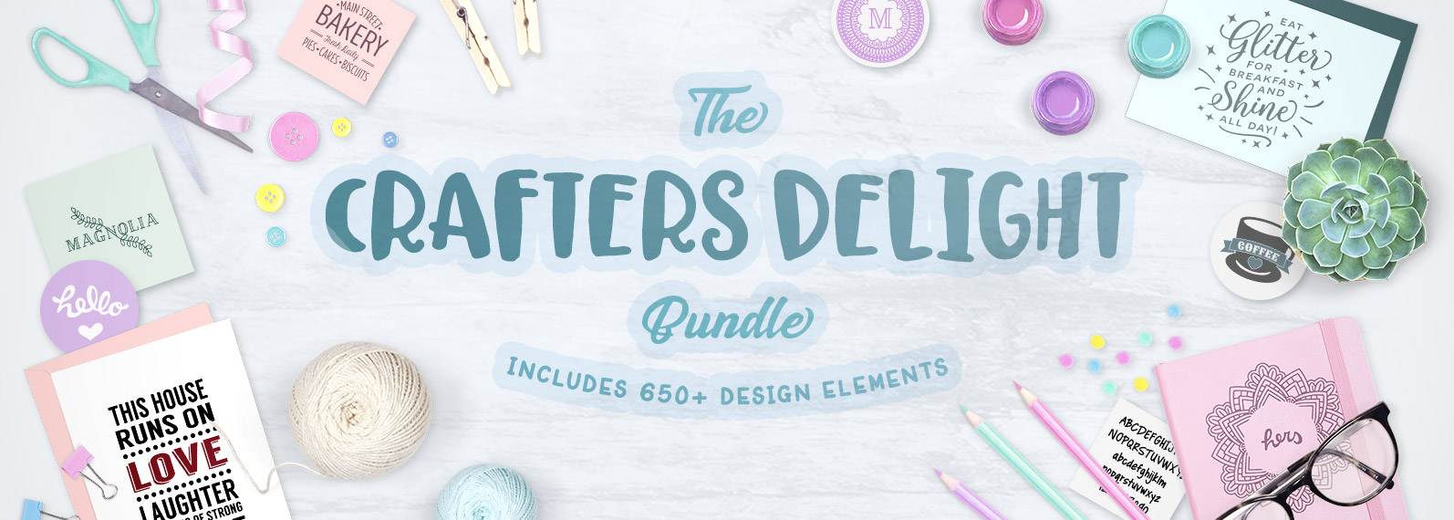 Crafters Delight Bundle Cover