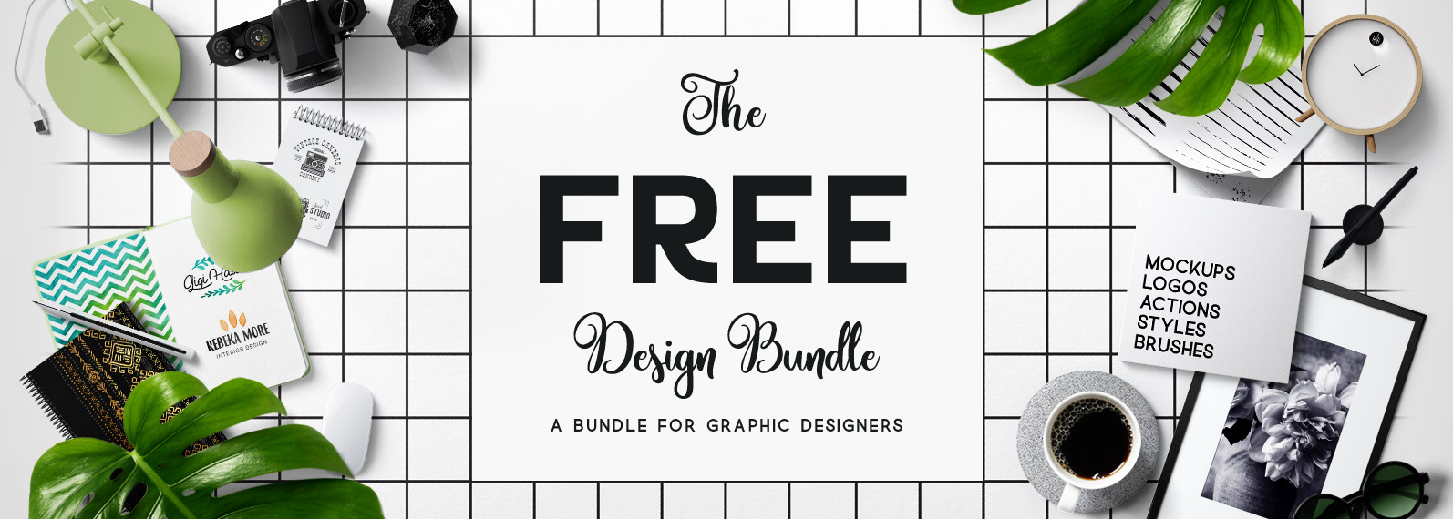 The Free Design Bundle Cover