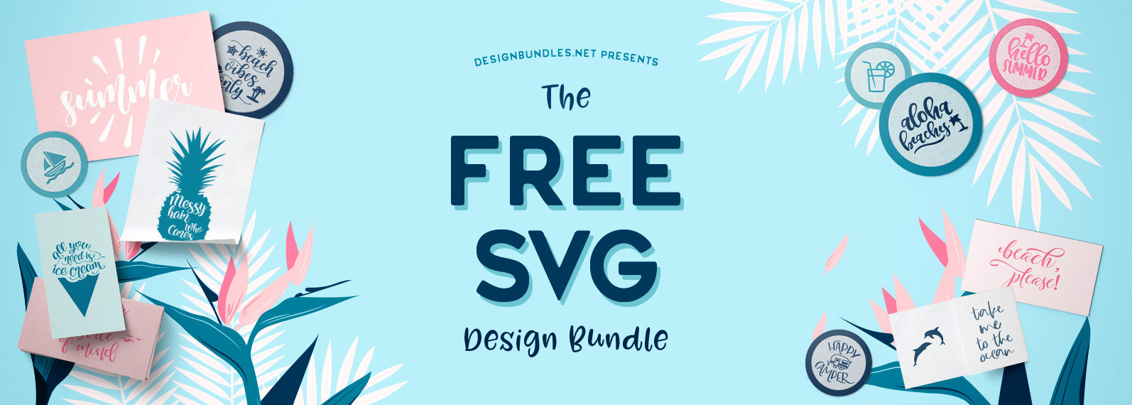 The Free SVG Bundle | Design Bundles