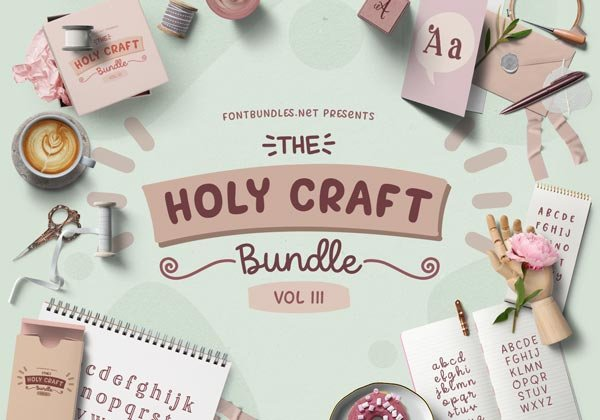 The Holy Craft Bundle III Cover