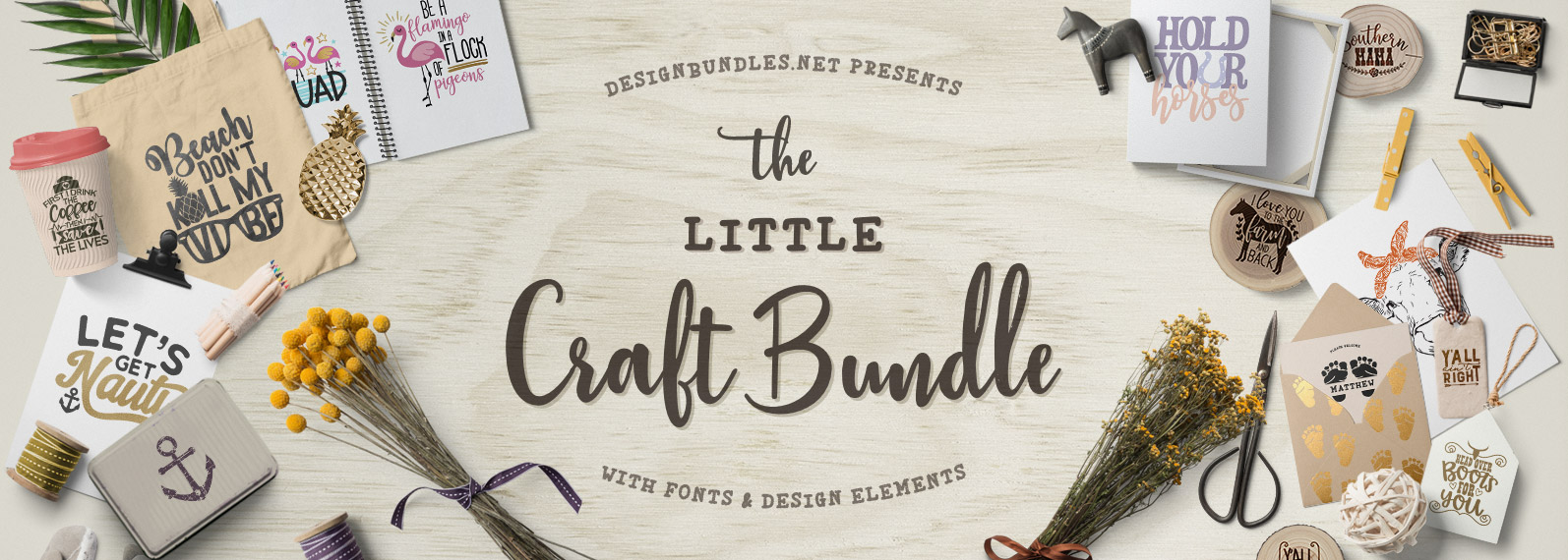 The Little Craft Bundle Cover