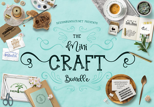 The Mini Craft Bundle II Cover