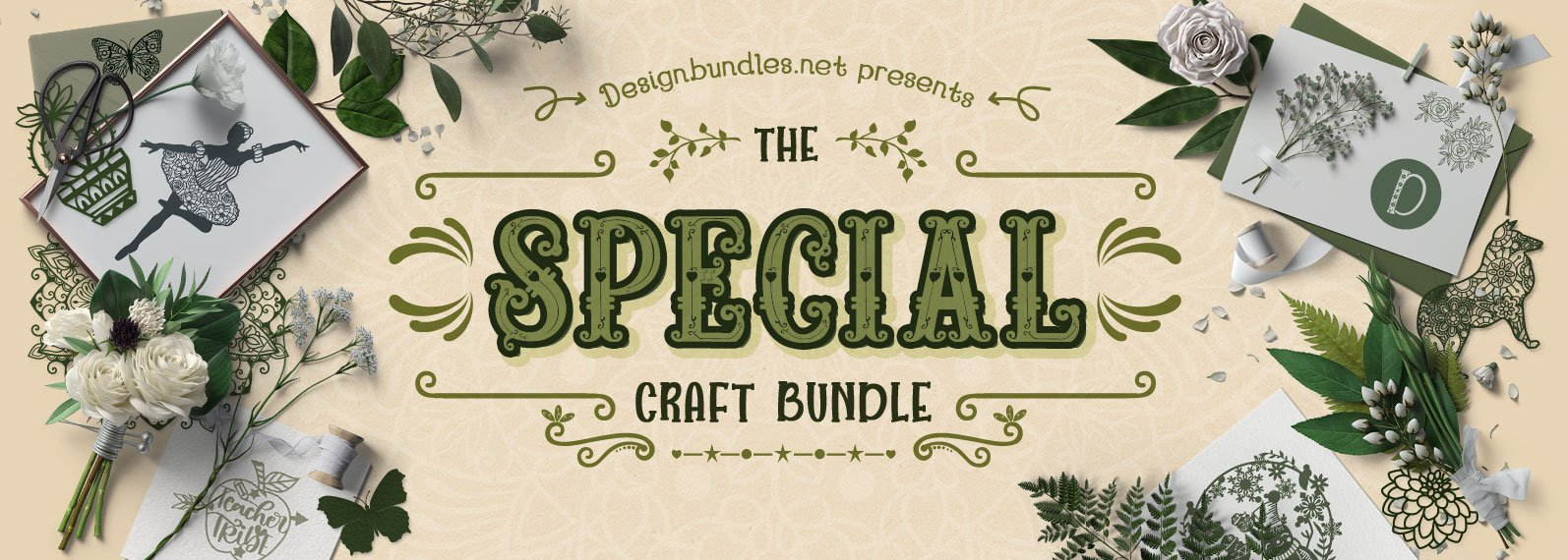 The Special Craft Bundle Cover
