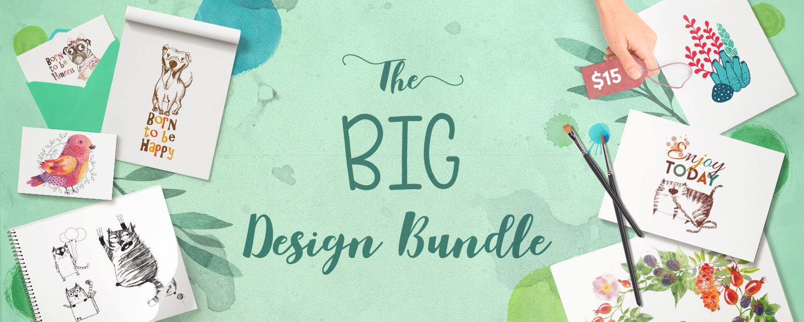 Big Design Bundle Cover
