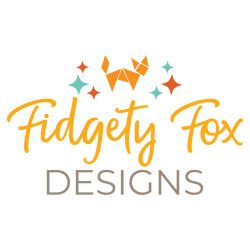 Fidgety Fox designs avatar