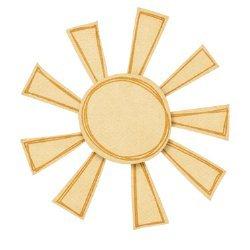 SVG Sunshine Design Avatar