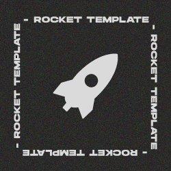 Rocket Template Avatar