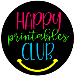 Happy Printables Club Avatar