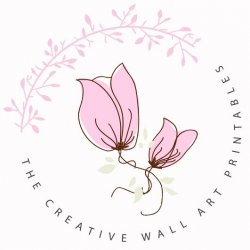 The creative wall art avatar