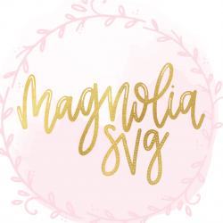 Magnolia SVG avatar
