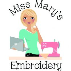 Miss Mary's Embroidery Avatar