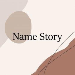 Name Story avatar
